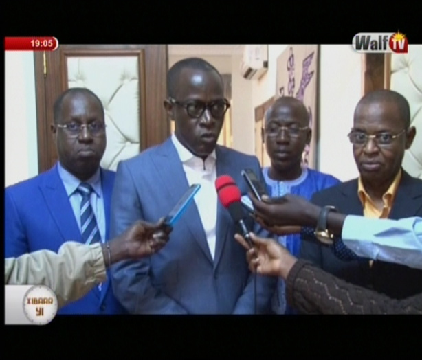 ARTP : 441 900 008 francs CFA facturés à Sidi Lamine Niass