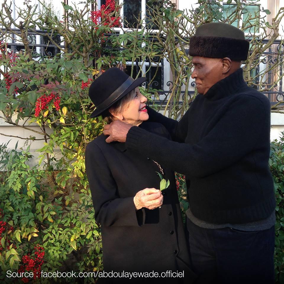 Le président Abdoulaye Wade en images