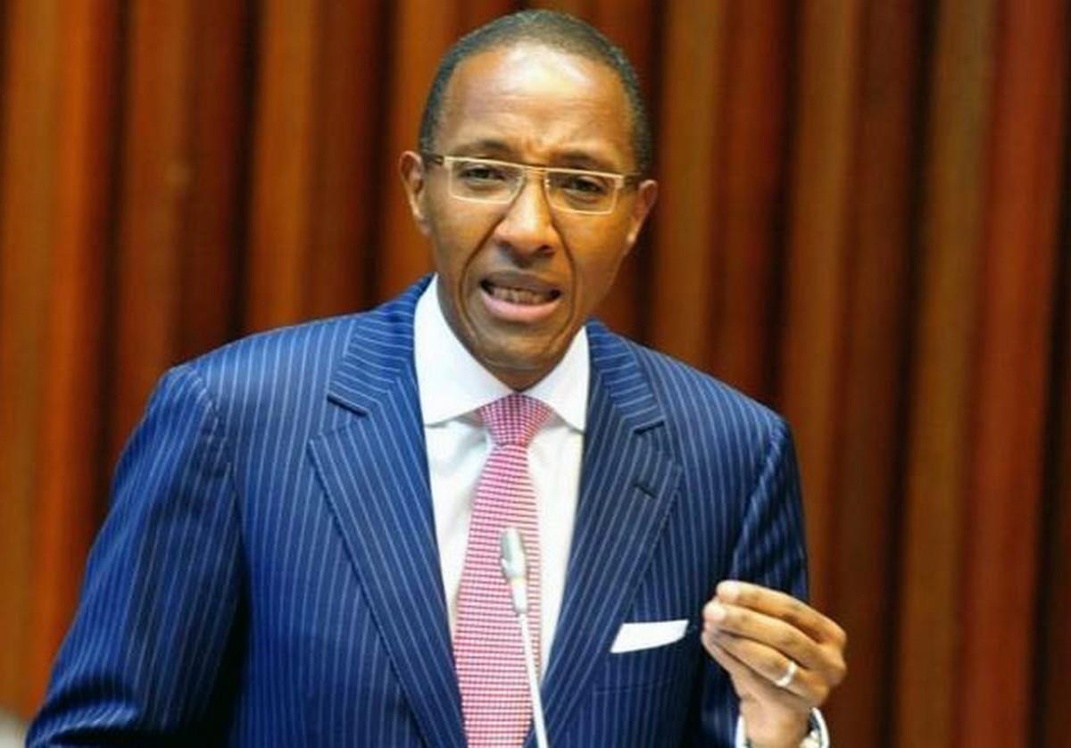 """Abdoul Mbaye accuse : """"On cherche à m'humilier pour mettre fin à ma carrière politique"""""""
