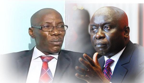 """Oumar Sarr défie encore Idrissa Seck pour la """"refondation de Rewmi"""""""