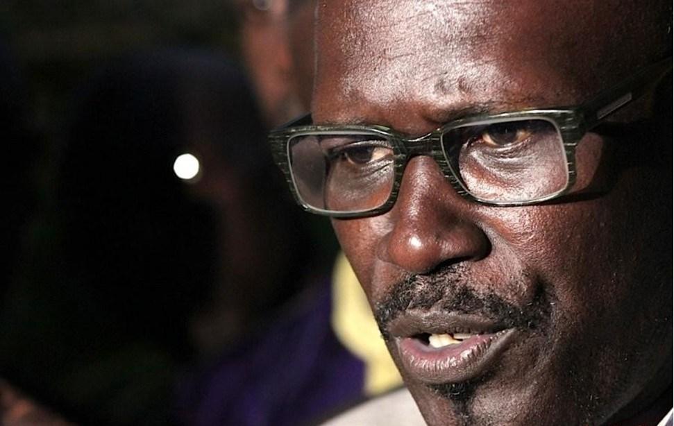 """Seydou Guèye Tire sur Manko: """"Une regroupement dirigé avec une télécommande établie à Versailles, et l'autre au Qatar"""""""