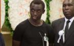 Obsèques de Cheik Tioté : Papis Demba Cissé ne peut retenir ses larmes