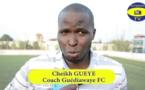 GUEDIAWAYE FC: L'entraîneur Cheikh Gueye démissionne