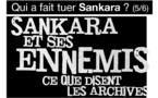 Qui a fait tuer Sankara  : Ce que disent les archives