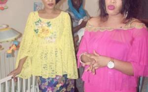 Viviane et Oumou Sow viennent en aide au Daara Mame Saliou des Parcelles Assainies