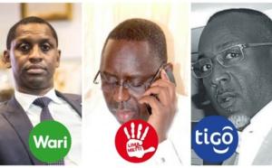 Cession de Tigo : Macky refuse d'engager l'Etat