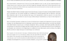 Le maire de Dakar remercie les Sénégalais et dénonce les fraudes électorales
