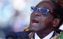 """Dieu a """"changé d'avis"""" sur la mort de Mugabe"""