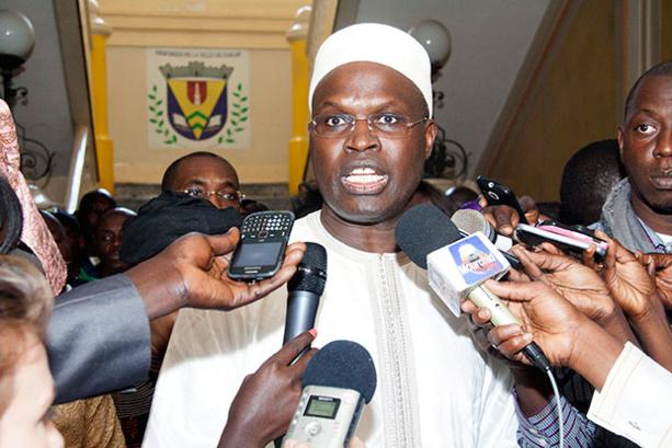 """Khalifa Sall, maire de Dakar: """"qu'on aille tous à la CREI, on verra"""""""