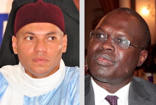 Karim  et Khalifa, victimes de Macky Sall