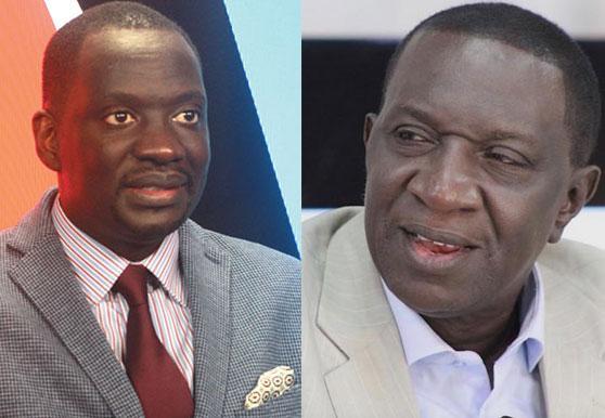 Maurice Soudieck Dione et Momar Seyni Ndiaye