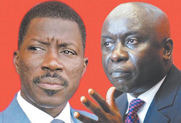 Défilé du 4 avril : Idrissa Seck et Talla Sylla s'ignorent royalement