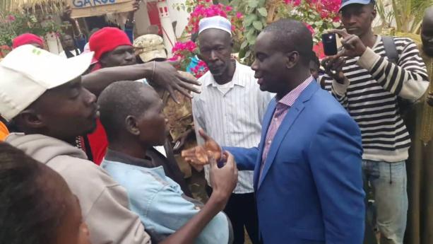 Des lacrymogènes contre le convoi de Malick Gakou à Thiaroye