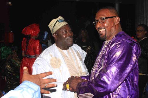 Abou Diouba Deh au Zenith avec Baba Maal