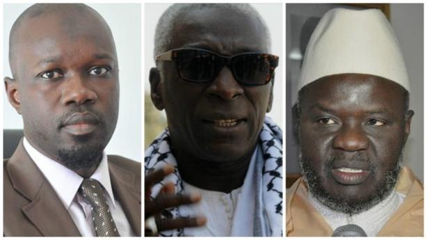 La coalition d'Ousmane Sonko, Imam Mbaye Niang et Dialo Diop en orbite
