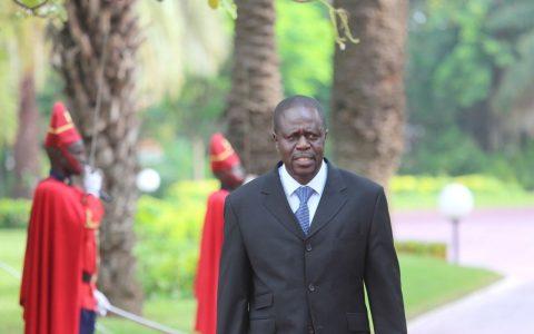 Environnement: Le nouveau ministre Mame Thierno Dieng invite ses agents à la ponctualité