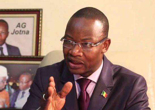 Moussa Diop, directeur général de Dakar Dem Dikk