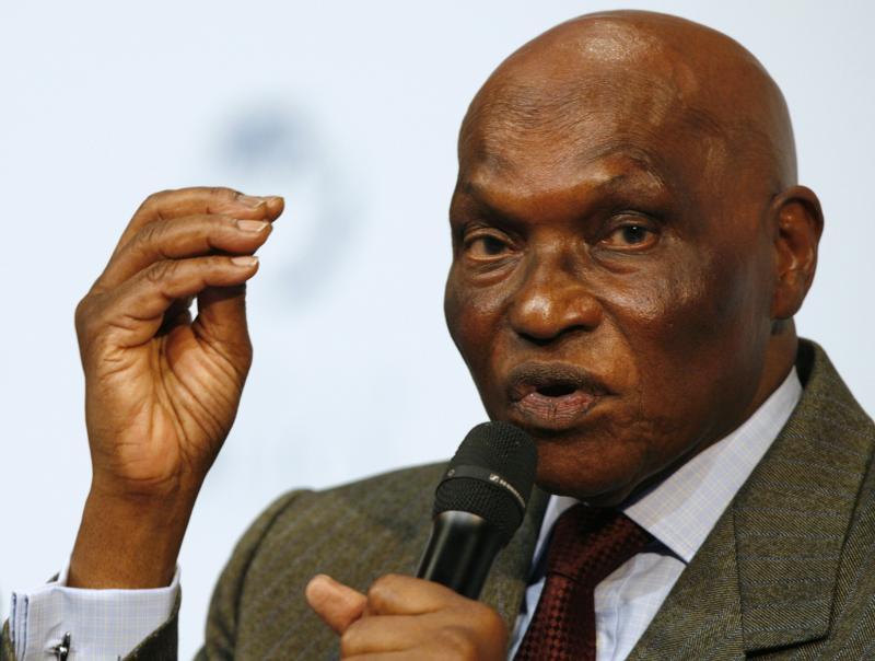 Audit du fichier électoral : Abdoulaye Wade déchire le rapport des experts de l'Union européenne