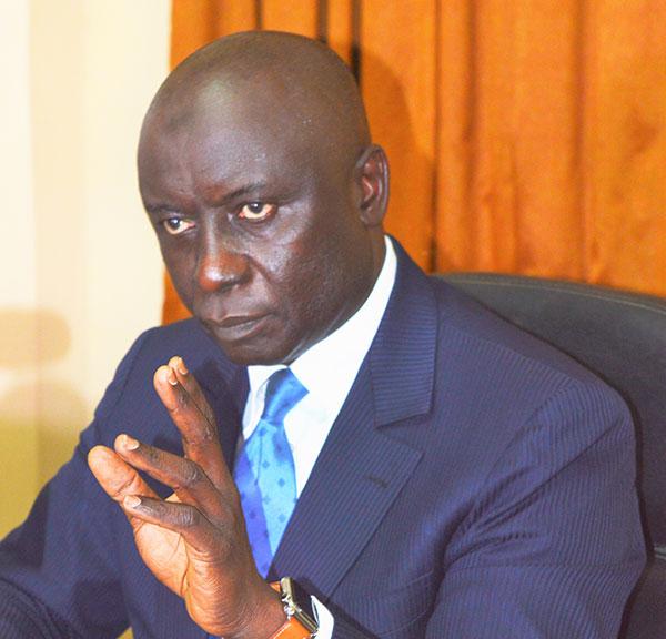 Idy avertit Macky : «Si Macky Sall viole la constitution du Sénégal, nous le dégagerons de là»
