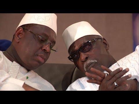 """Serigne Mbaye Sy Mansour : """"On est avec Macky"""""""