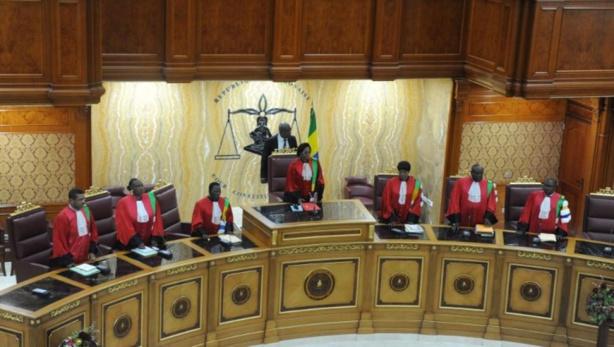 Gabon: la Cour constitutionnelle dissout l'Assemblée, sanctionne le gouvernement
