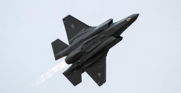 Israël a employé pour la première fois ses F-35 au combat