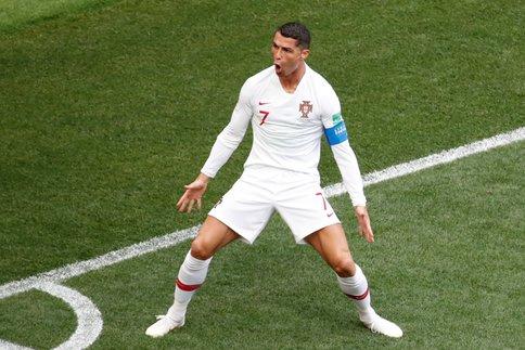 Ronaldo élimine le Maroc