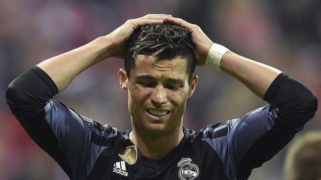 Ronaldo, le camouflet