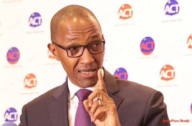 "Abdoul Mbaye: ""Macky Sall ne pourra pas justifier 50% au 1er tour"""