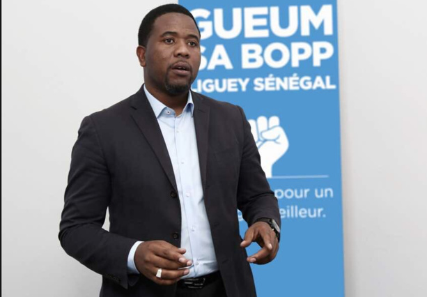 Présidentielle 2019 : Bougane déclare sa candidature