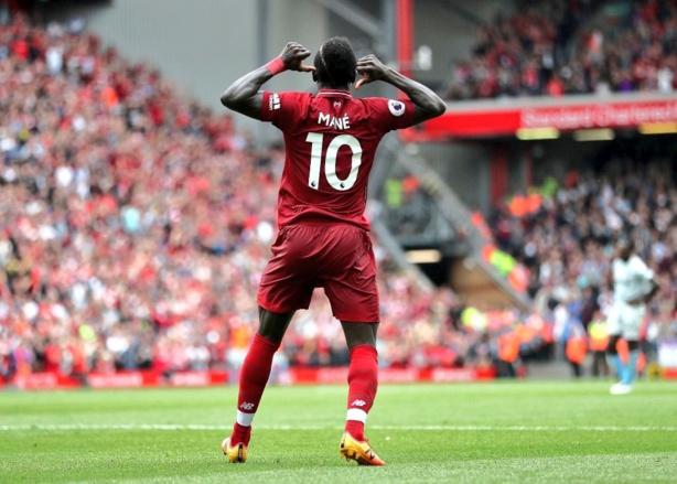 Premier League : Liverpool lamine West Ham, doublé de Mané