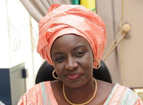 """Mimi Touré: """"La recherche de suffrages n'autorise pas à faire l'apologie de la violence"""""""