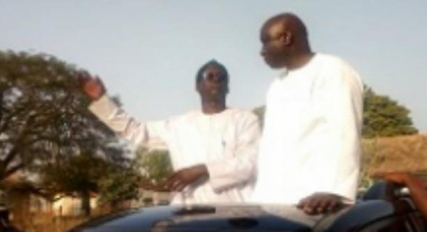   Idy décroche le maire de Sokone Petit Guèye