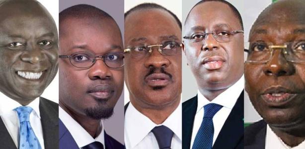Présidentielle 2019/ Profil de candidat :  5 candidats, 5 mbalakhmen