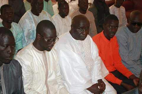 Modou Cheikh Mbacké, fervent soutien d'Idrissa Seck à Touba