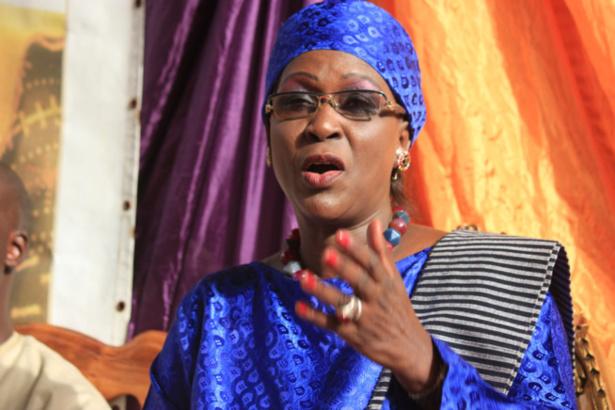 Amsatou Sow Sidibé : «Macky rate son discours»