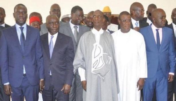 L'opposition boycotte la cérémonie du Président Macky Sall