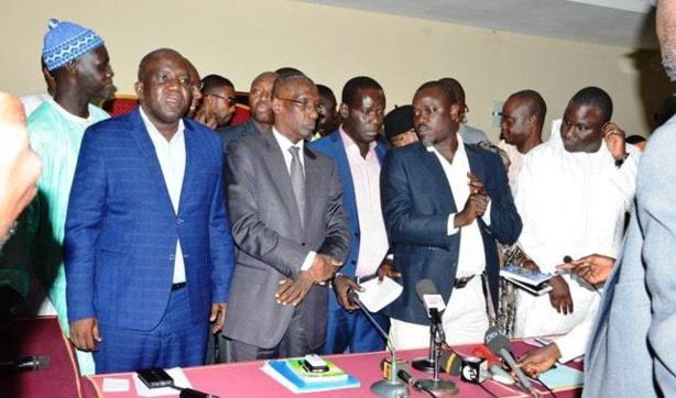 Front national de résistance : «Le Président illégitime qui entame son dernier mandat»