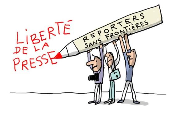 Liberté de la presse : La Gambie gagne 30 places, le Sénégal stagne