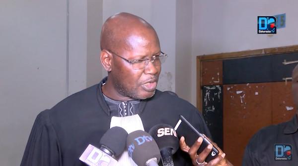 Me Khassimou Touré : «Béthio Thioune n'est pas Serigne Touba»