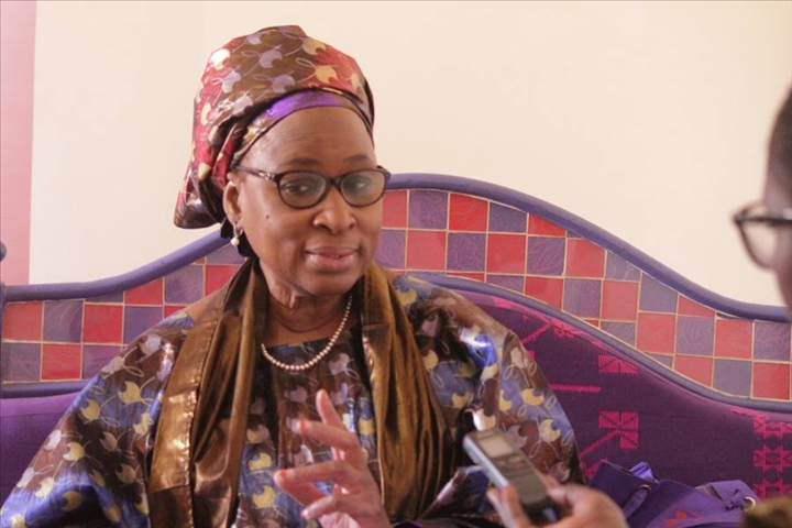 """Aby Diallo, présidente de l'AJS: """"Les gens agitent la peine de mort chaque fois qu'il y'a un crime abject"""""""