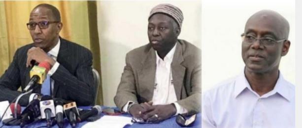 La sécurité de Mamadou Lamine Diallo, Thierno Alassane Sall, Ousmane Sonko et Abdoul Mbaye menacée