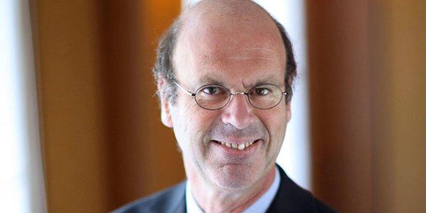Sallgate- Eric Lombard, Directeur général de la Caisse des Dépôts et Consignations de la France saisi