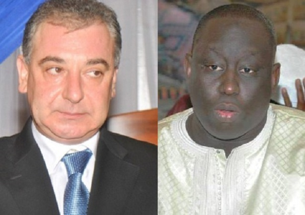 Aliou Sall et Frank Timis à la CREI