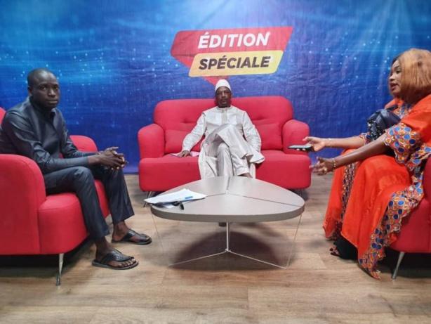 Les dessous du départ de Pape Cheikh Sylla de la Sen TV