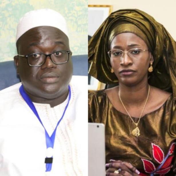 Macky fait la part belle à Touba : Cheikh Abdou Lahad Mbacké Gaïndé Fatma et Sokhna Amy Mbacké nommés respectivement ministre conseiller et Dage