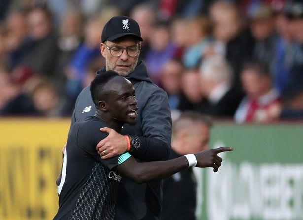 Liverpool : Mané pète les plombs après son remplacement contre Burnley