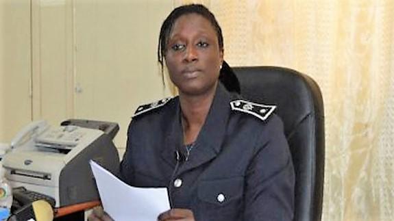 Le commissaire Tabara Ndiaye quitte la cellule de communication de la police