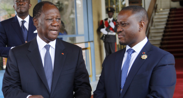 La guerre est déclarée entre Alassane Ouattara et Guillaume Soro