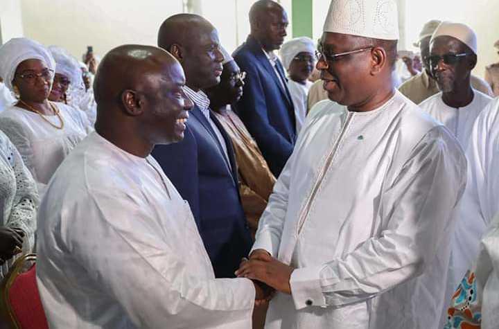 "OTD ""réconcilie"" Macky Sall et Idrissa Seck"